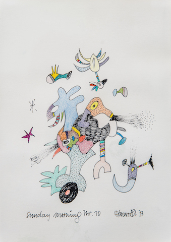 Sunday Morning 10